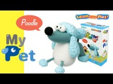 JUMPINGCLAY MYPET SERI_POODLE
