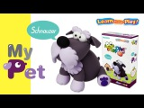 JUMPINGCLAY MYPET SERIES_SCHNAUZER
