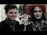 mad hatter & jefferson hatter —pretty little psycho