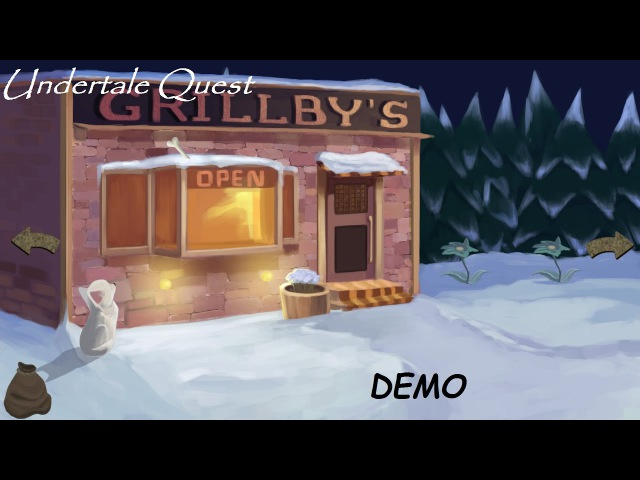 Undertale Quest Demo|Так HorrorTale или Undertale?
