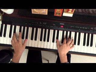Kimiko Itoh - Follow Me (piano)
