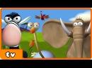 Gazoon | Cartoons for Children | Fireflies & More Funny Cartoons by HooplaKidz TV