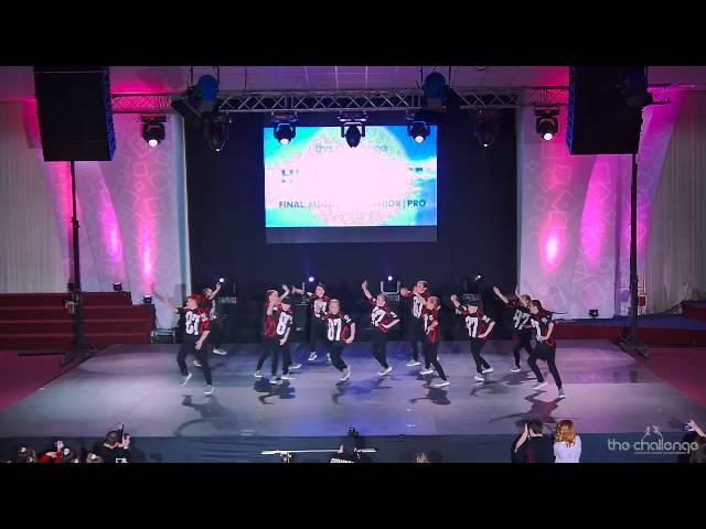 Winner Juniors MegaCrew Pro Hip hop   lil D   The Challenge Dance Championship