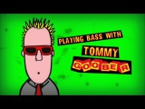 Play Bass Guitar With Tommy Goober 2017 - Don't Drive Yer Car Up Draycott Avenue