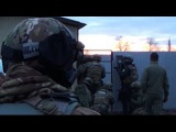 Задержание боевиков в Москве готовивших тер-ты оперативное видео