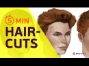 Digital Painting Technique The 5 Minute 'Haircut Hack'