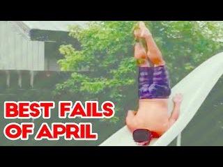 Best Fails of April 2016 | Funny Fail Compilation