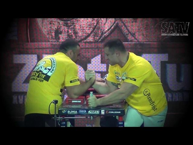 Zloty Tur 2016 - Rustam Babaiev vs Krasimir Kostadinov