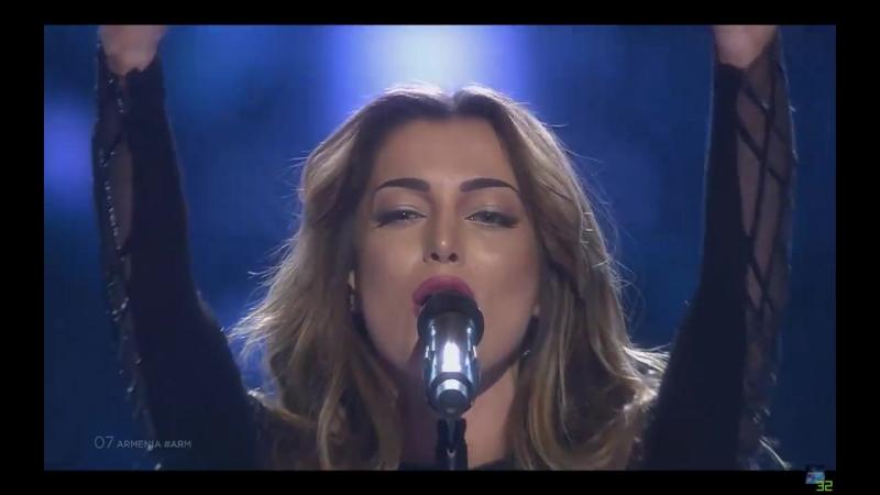 Iveta Mukuchyan Love Wave Armenia Semi Final 1 Eurovision Song Contest 2016  » онлайн видео ролик на XXL Порно онлайн