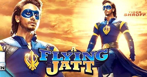 A Flying Jatt Torrent