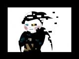 Undertale Error and Ink squishy face (Андертеил.Эррор и Инк - мягкое лицо)