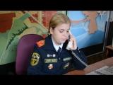 Дружина юных пожарных 8А. Лидер - Николаева Кристина