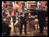 Евгений Светланов - Олег Сергеев (флейта) Скерцо-И.С.Бах