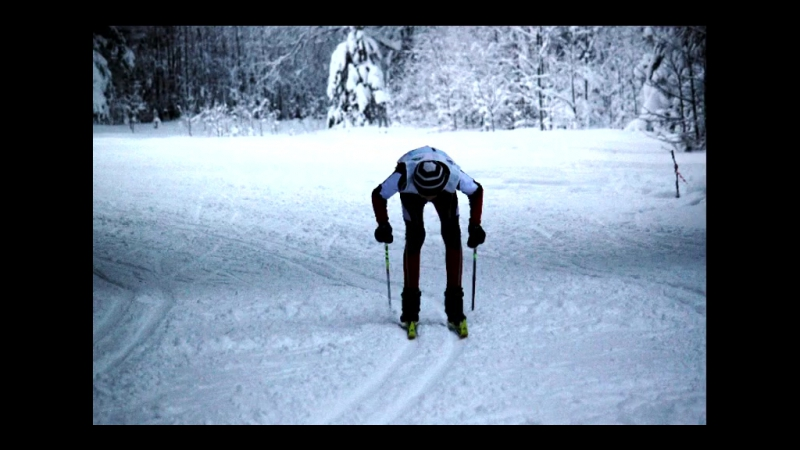 Олимпийцы в Новогодней гонке на призы Олимпийского чемпиона Николая Бажукова