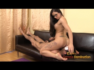 Mira Cuckold - Nude Mistress Mira Cuckold In Some Hot Facesitting Action  2016, Domination, Facesitting, Cunnilingus 1080p