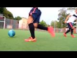 FIFA 15_ Learn Amazing FIFA 15 Skills In Real Life Part 4 ★ (Neymar_Ronaldo Skills)