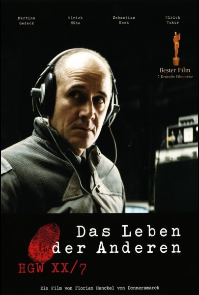 Жизнь других / Das Leben der Anderen (2006)