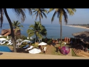 отель Vivanta by Taj Fort Aguada 5* пляж Cинкуэрим