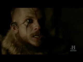 Einar Selvik in Vikings and Athelstans death