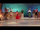 Фрагмент из балета Л. Минкуса Дон Кихот . Китри - заслуженная артистка Ирина Кома