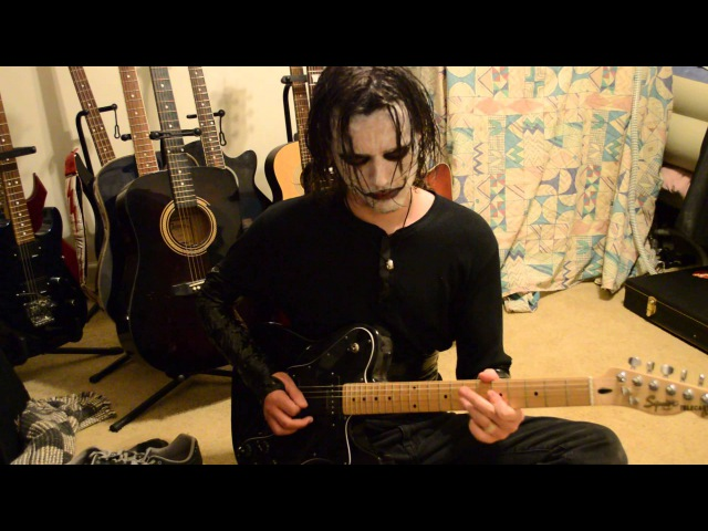 The Crow/Eric Draven Guitar Solo [Happy Halloween]