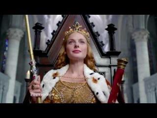 Обзор на сериал Белая королева.