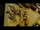 Резьба по дереву /Woodcarving/Консоль с зеркалом В .Грабовский / Console with mirror V .Grabovsky