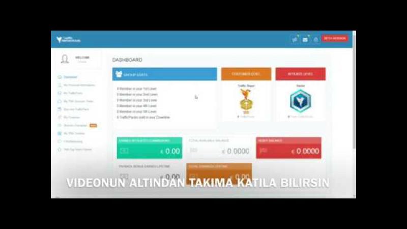 YENI GETMYADS TRAFFIC NETWORK ADS Türkçe sunum