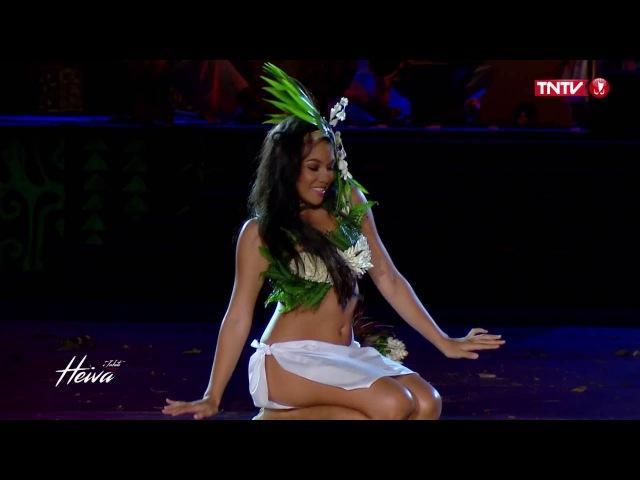 Heiva 2016 - Océane Ehrhardt (2ème prix Meilleure danseuse)