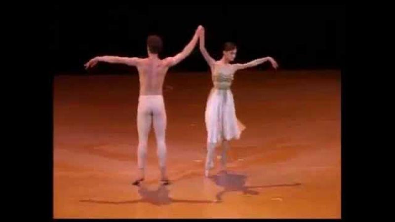 Lucia Lacarra and Cyril Pierre - Thais pas de deux at Mariinsky Gala 2008