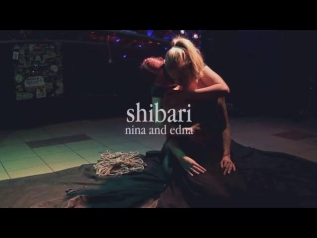 Shibari with Edna and Nina