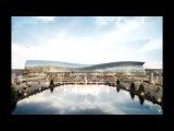 В Крыму начато строительство нового терминала Международного аэропорта Симферополь в бл
