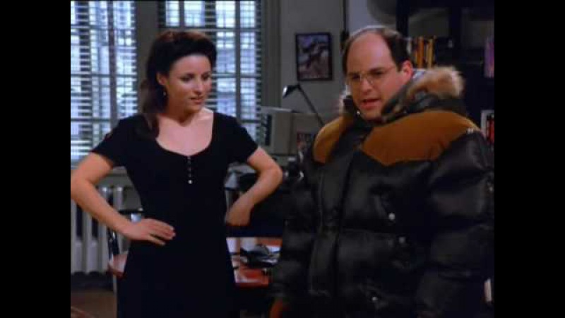 Seinfeld - George's Gore-Tex Coat