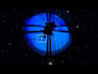 Звездные врата в космосе.