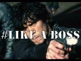 Like a boss  A Bellamy Blake Lonely Island Parody  The 100 Crack
