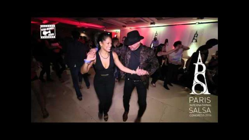 Osmar Perrones Yamulee Griselle Ponce - Social Dancing @ PISC 2016