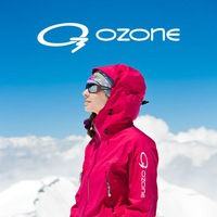 Логотип O3 Ozone - одежда для спорта и активного отдыха