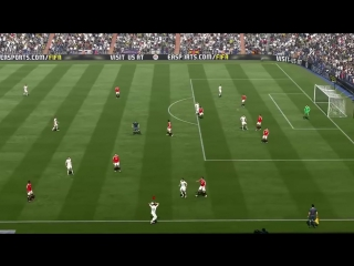FIFA 17 vs PES 2017. Геймплей
