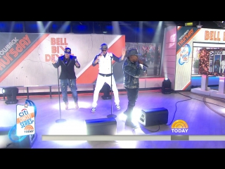 Bell Biv DeVoe perform classic hit 'Poison' live on TODAY