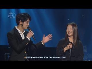 [рус.саб] Yu HuYeol's Sketchbook - Jung Joon Young / Наброски Ю Хиёля с Чон Чжунёном
