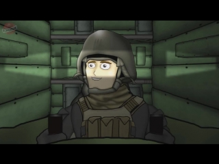 Друзья по Battlefield - Самоходная зенитка 4 сезон 8 серия