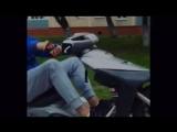 DELETE MAFIA | Yamaha jog stunt