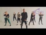 Beyonce - All Night I Vogue Hand Performance Workshop I Nikita Bonchinche'