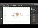 05 02 Preparations in Illustrator / After Effects Breakdowns - Social Tech Infographics 2016
