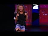 Танцы: Ульяна Митрохина (Jah Khalib - Подойди Ближе (Детка)) (сезон 3, серия 8)