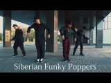 SIBERIAN FUNKY POPPERS (Mary Revina feat. Jaygee -