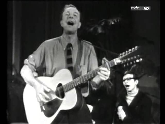 Pete Seeger, We Shall Overcome (Version 02), Berlin, DDR (GDR), 1967