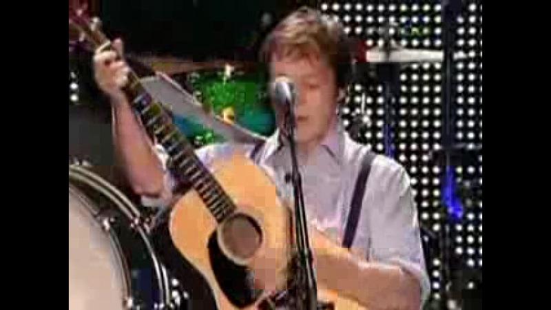 Paul McCartney Mrs *** (Хоп-хей-хоп)