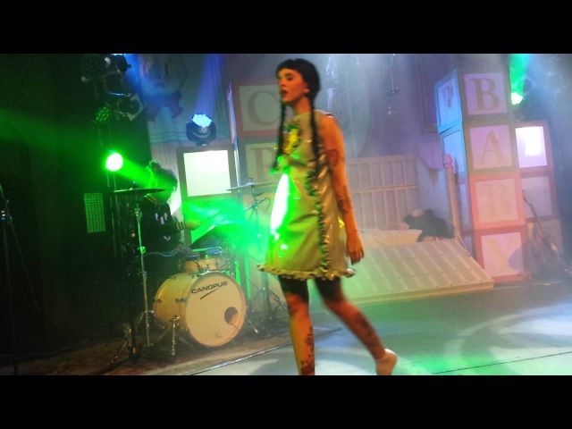 Pacify Her - Melanie Martinez @ Gruenspan in Hamburg, Germany 04.05.16