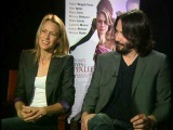 Keanu Reeves and Robin Wright Penn Interview